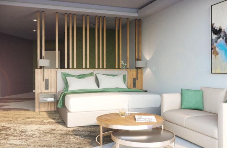 Standard Double Room HVD Reina del Mar