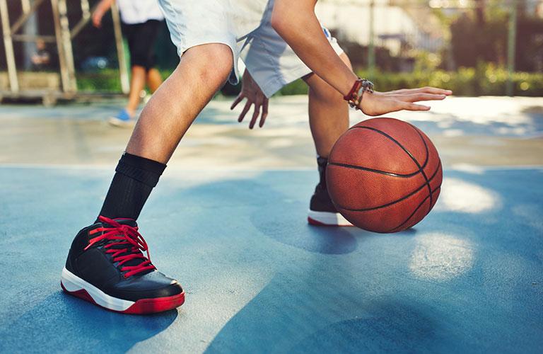 Basketball HVD Reina del Mar