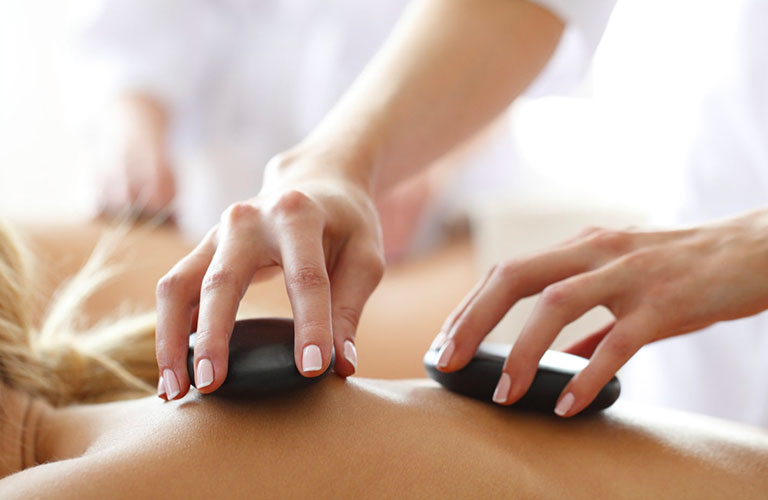 Eine große Auswahl an Massagen HVD Reina del Mar