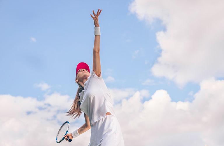 Tennis HVD Reina del Mar