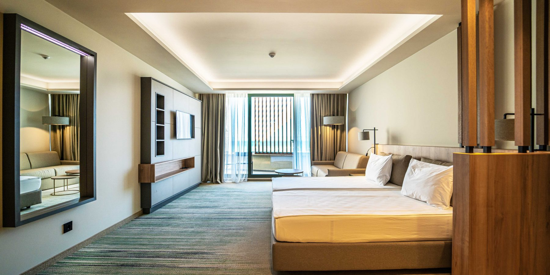 Standard  Doppelzimmer HVD Reina del Mar